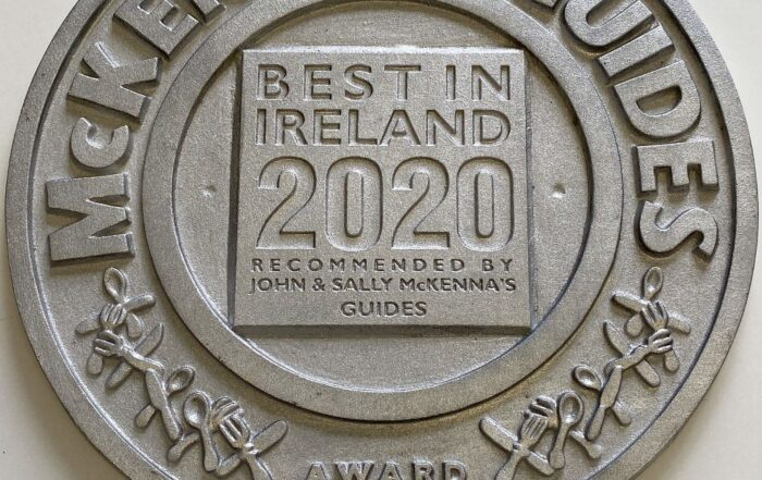 McKennas' Guides Best in Ireland 2020