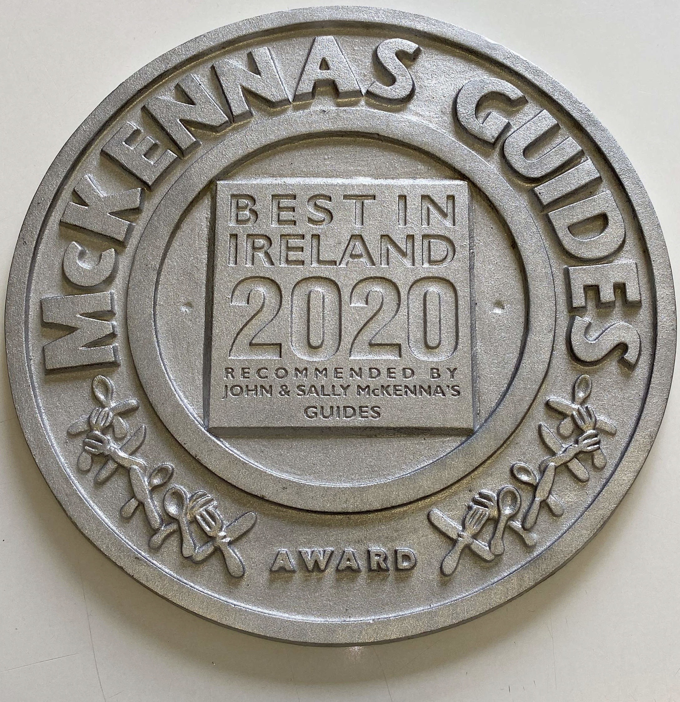 McKennas' Guides Best in Ireland 2020