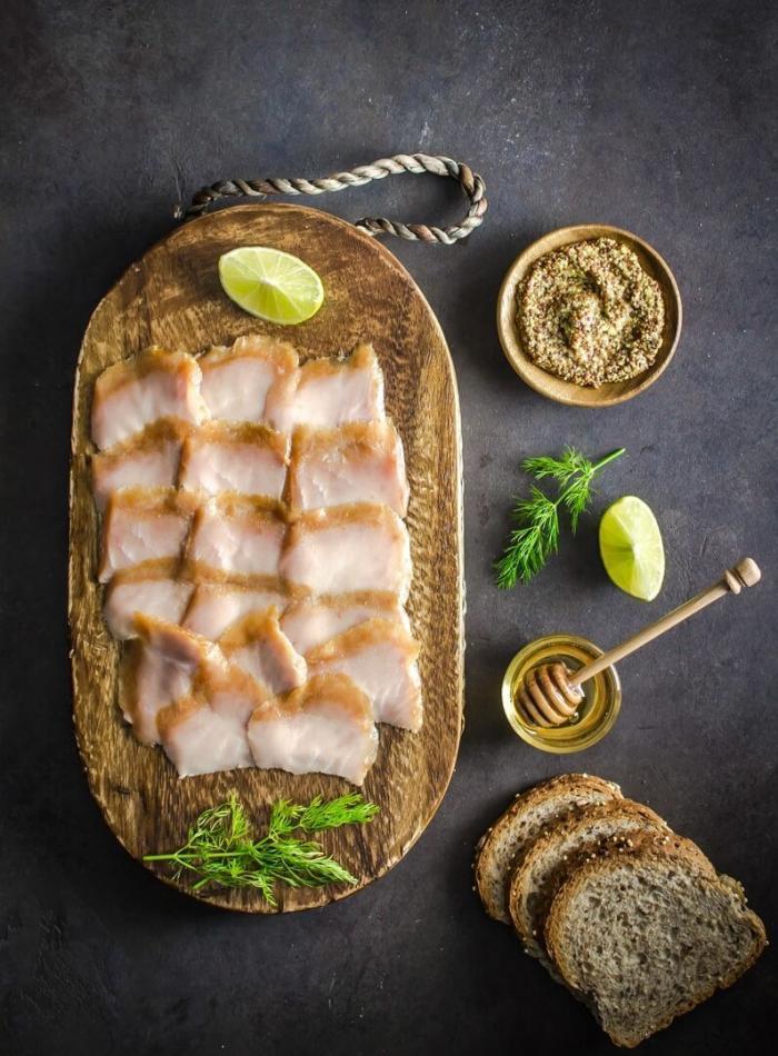 Honey Roast Tuna