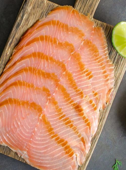 Organic Smoked Irish Salmon