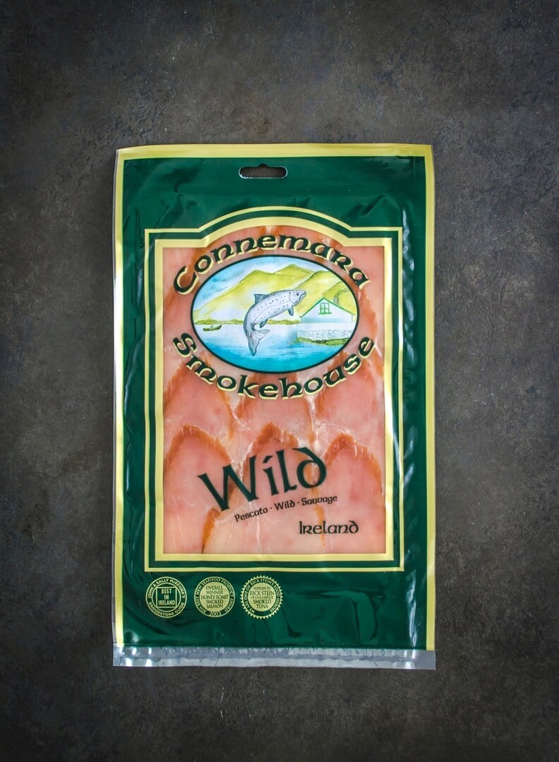 Smoked Tuna Packaged