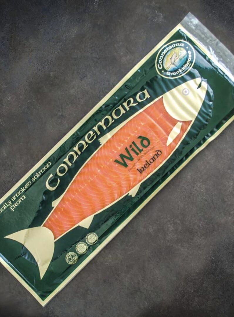 Wild Smoked Salmon 500g