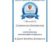certificate of recognition connemara smokehouse