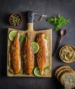 irish smoked mackerel