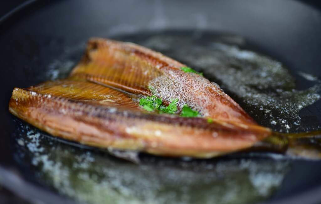 Smoked Kippers Plated