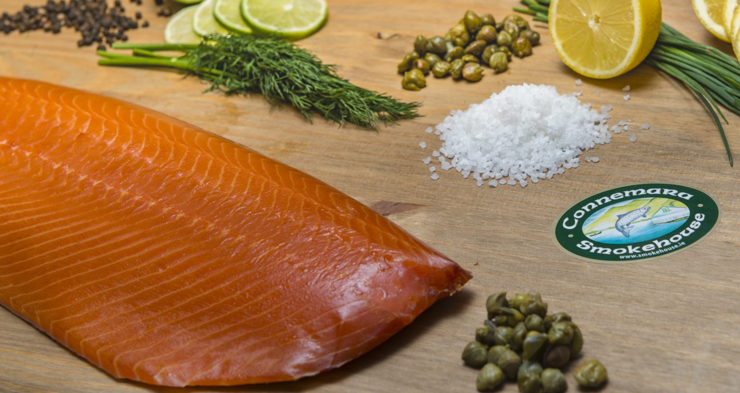 Irish smoked salmon online shop