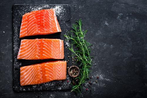 Traditionally Smoked Irish Salmon