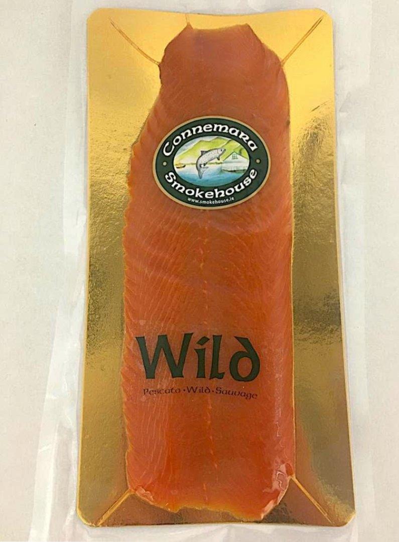 Wild Smoked Salmon 300g